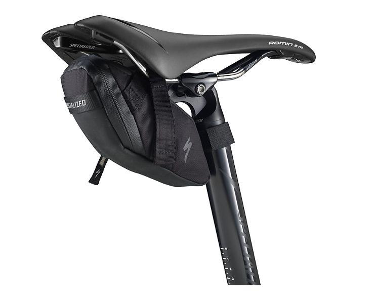 Black Micro Wedgie Bag