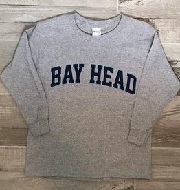 Bay Head Bay Head Nautical - Kids Long Sleeve Tee