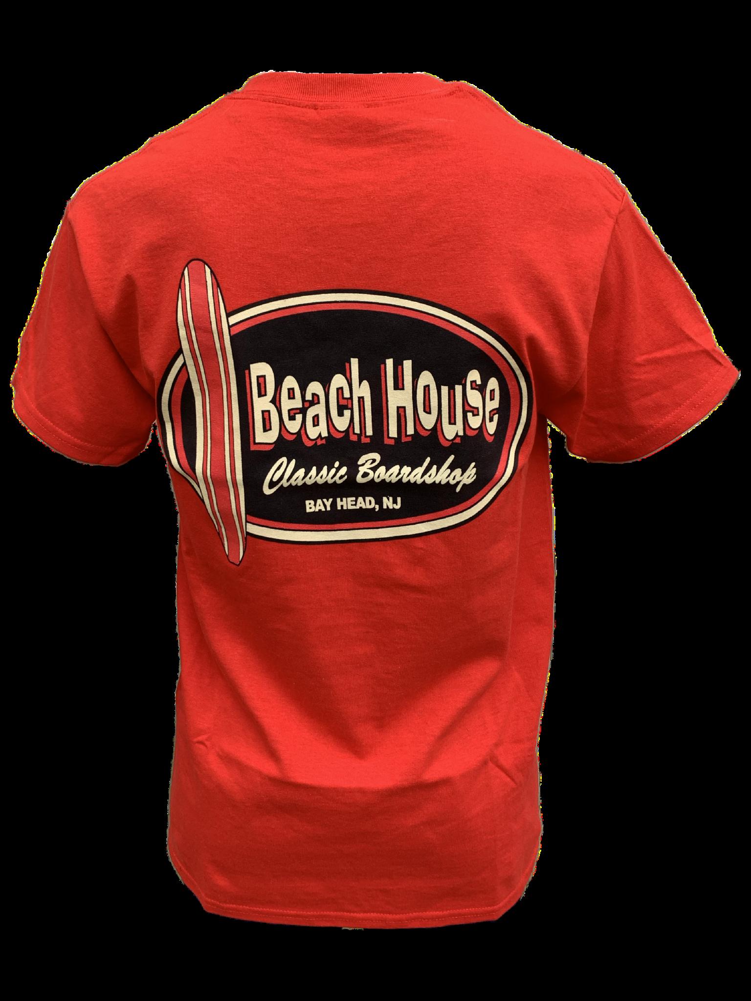 Beach House Beach House Adult Short Sleeve Tee