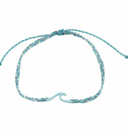 Braided Wave Anklet