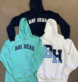Bay Head Bay Head Nautical - Adult Hoody Sweatshirt