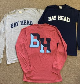 Bay Head Bay Head Nautical - Adult Long Sleeve Tees