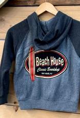 Beach House Beach House Kids Zip Up Hoody