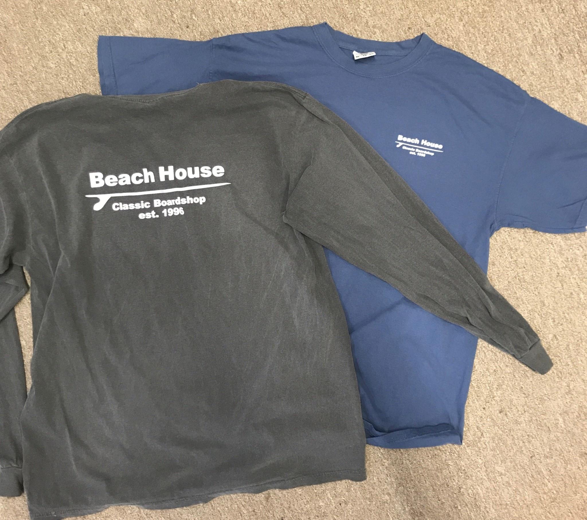 Beach House Beach House LONGBOARD 96 Short Sleeve Tee