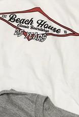 Beach House 25th ANNIVERSARY Short Sleeve tee
