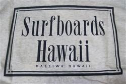 Classic Tee- Surfboards Hawaii Rectangle Logo