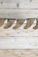 RELLA WORKS WOODEN FIN - SMALL