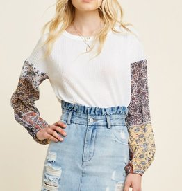 Lt denim high waist denim skirt