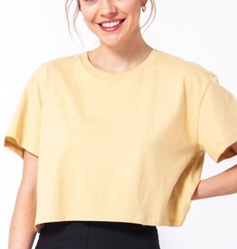 Mango ss cropped top