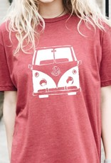 VW red tee
