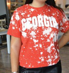 Spotted a Georgia girl tee