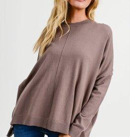 Dolman sweater top