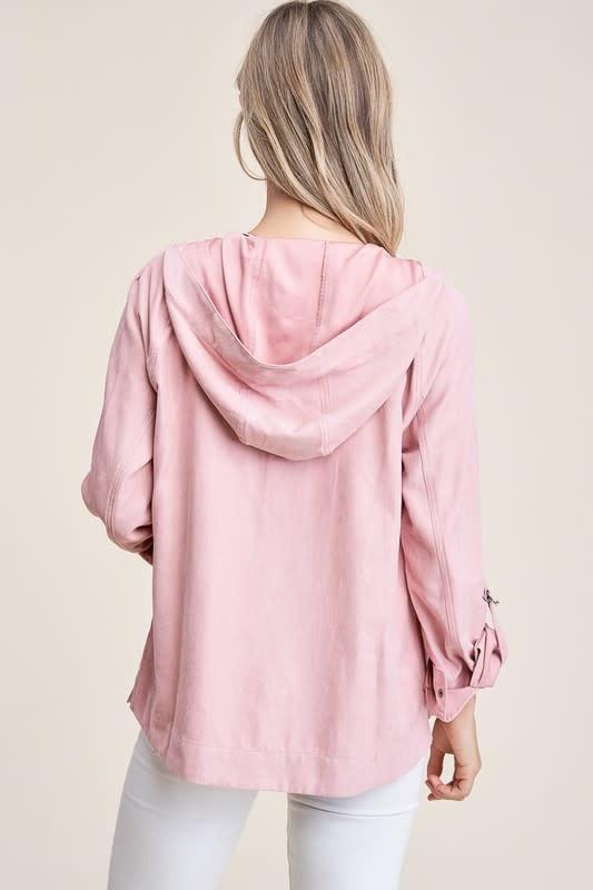 Rose utility jacket