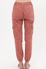 Cargo pocket trousers