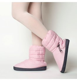 Russian Pointe Sparkling Quilted Booties