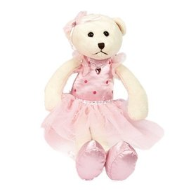 Dasha Designs Ballet Bear