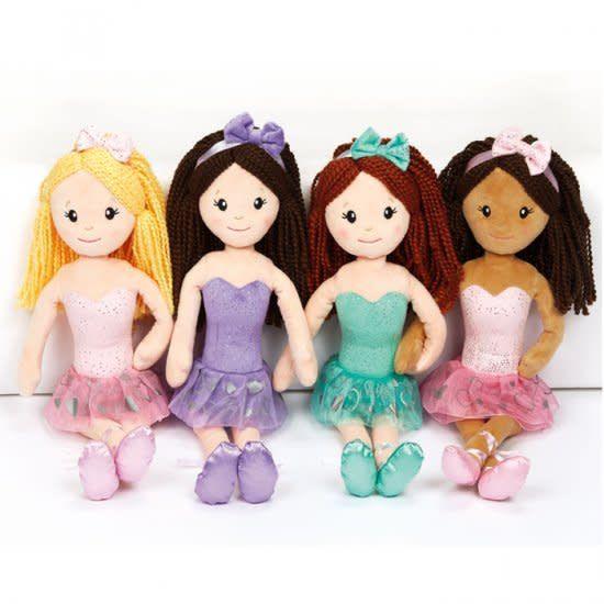 Dasha Designs Dasha Ballerina Doll