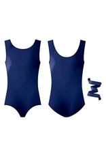 Leo Dancewear Adult Velvet Gymnastic Tank