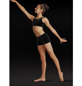 Leo Dancewear Child Velvet Gym Shorts