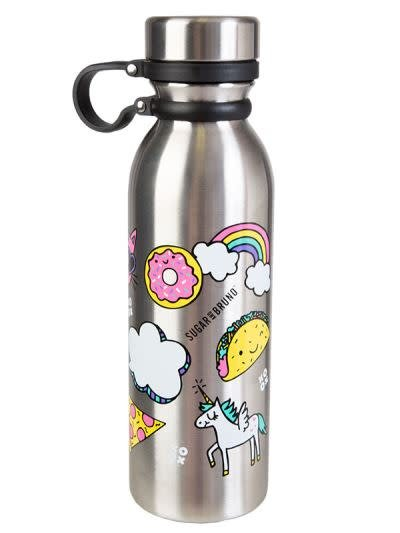Sugar and Bruno S & B Emoji Bottle