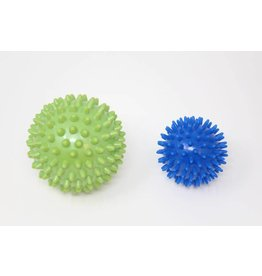 Superior Stretch Large Massage Green Spiky Ball