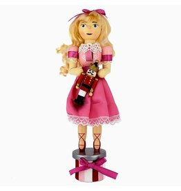 Clara Nutcracker in Pink Dress