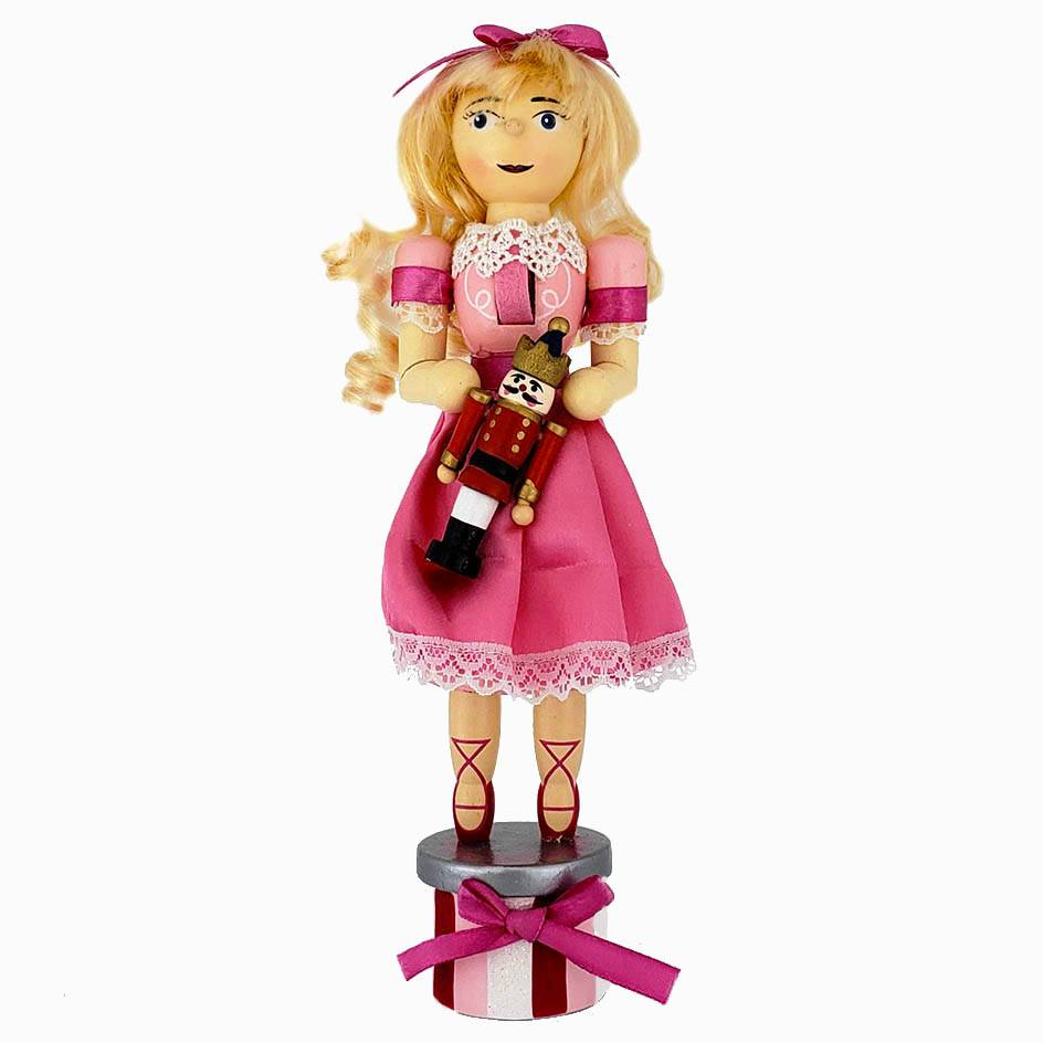 Clara Nutcracker in Pink Dress