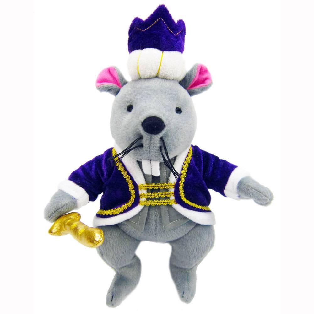Plush Mouse King Doll