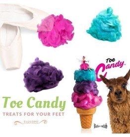 Ballet Rocks Toe Candy