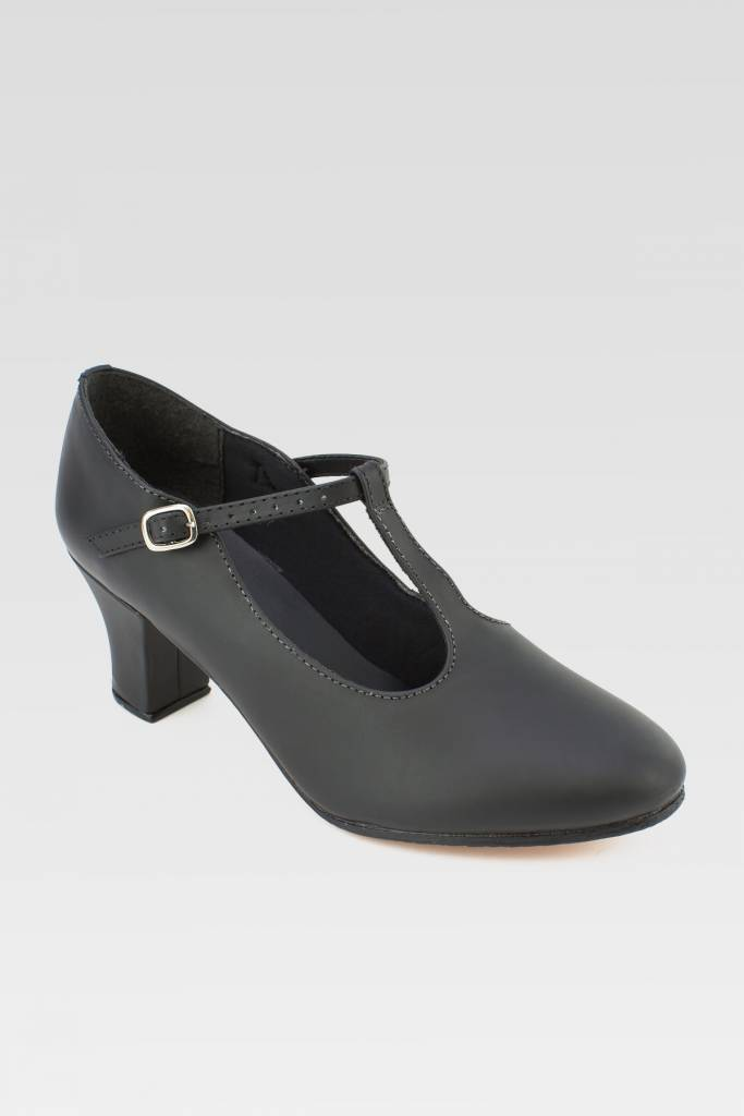 "So Danca CH40 2"" T-Strap Character Shoe"