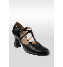 "So Danca Lola 2.5"" Pro T-Strap Broadway Shoe"