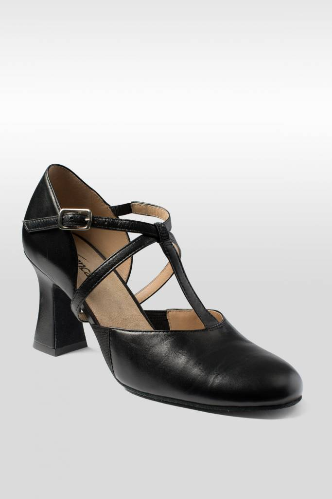 "So Danca Lola 2.5"" T-Strap Broadway Shoe"