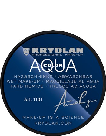 Kryolan Professional Make-Up Aqua Color