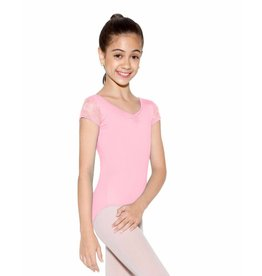 So Danca SoDanca Fab Deb Cap Sleeve Leotard