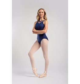 So Danca Adult Micaela Cage Neck Camisole