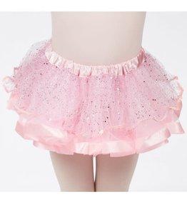 Dasha Designs Light Pink Glitter Tutu
