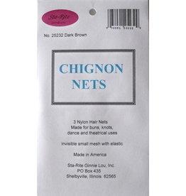 Sta-Rite Chignon Invisible Hair Net
