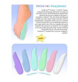 DanzTech, Inc ToeSavers Toe Jamz
