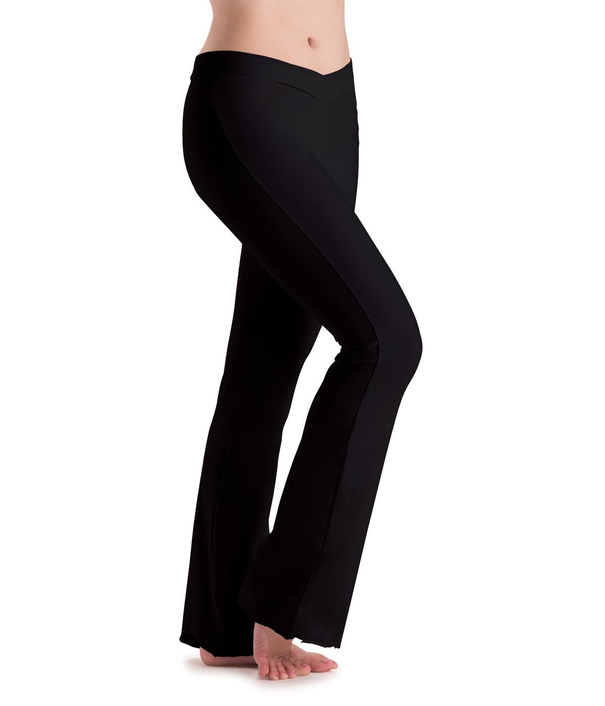 Motionwear  Adult V Waist Jazz Pant