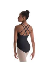 Motionwear Motionwear 4 Strap Double Cross Back Camisole