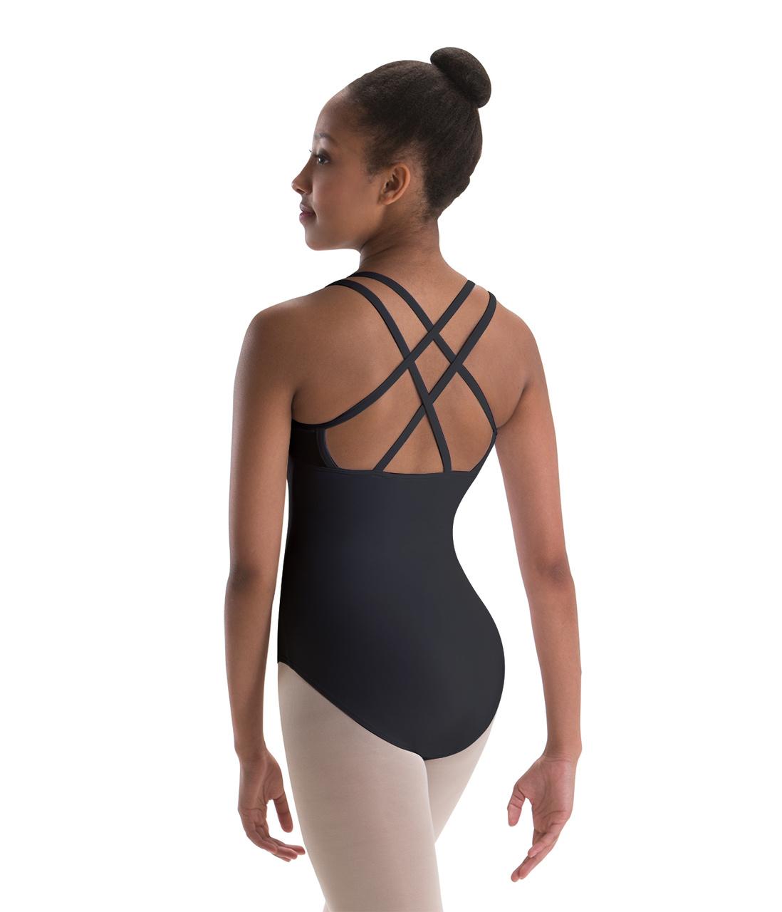 Motionwear 4 Strap Double Cross Back Camisole