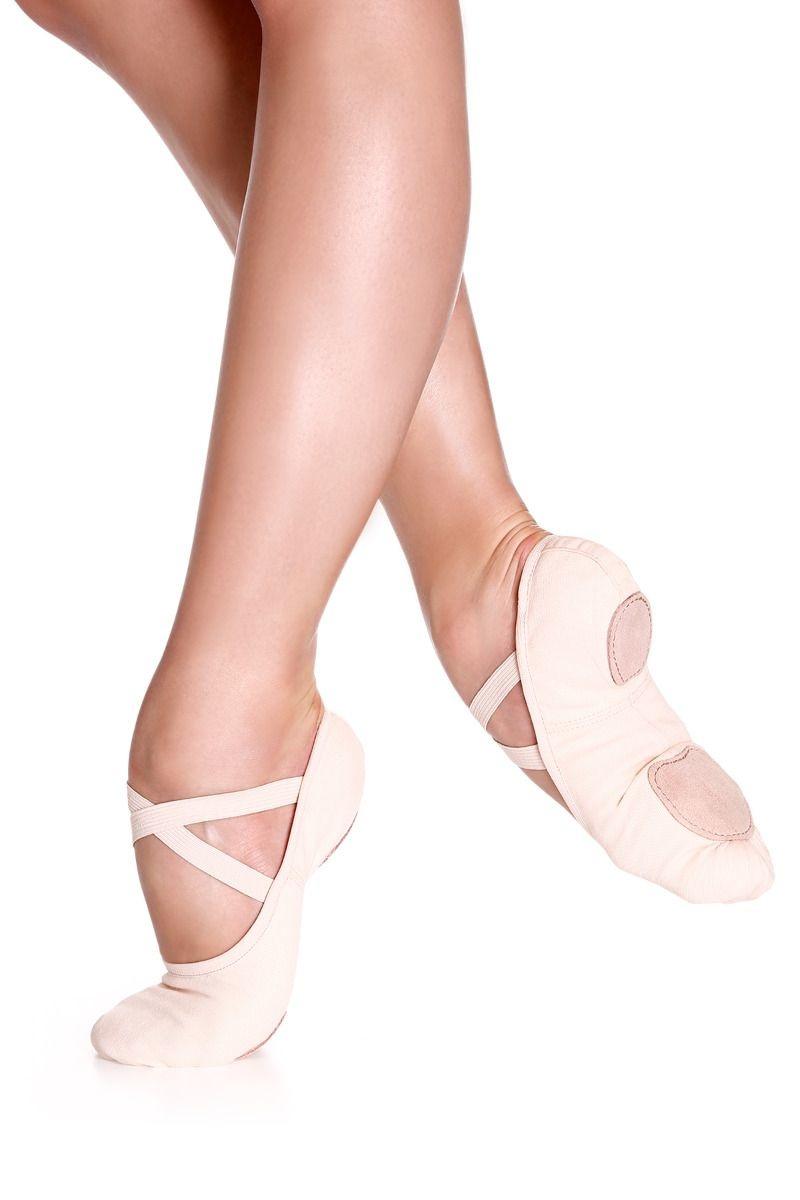 So Danca Child SD16 Stretch Canvas Ballet
