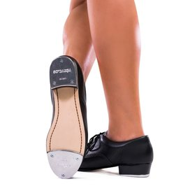 So Danca Womens Pro Leather Tap