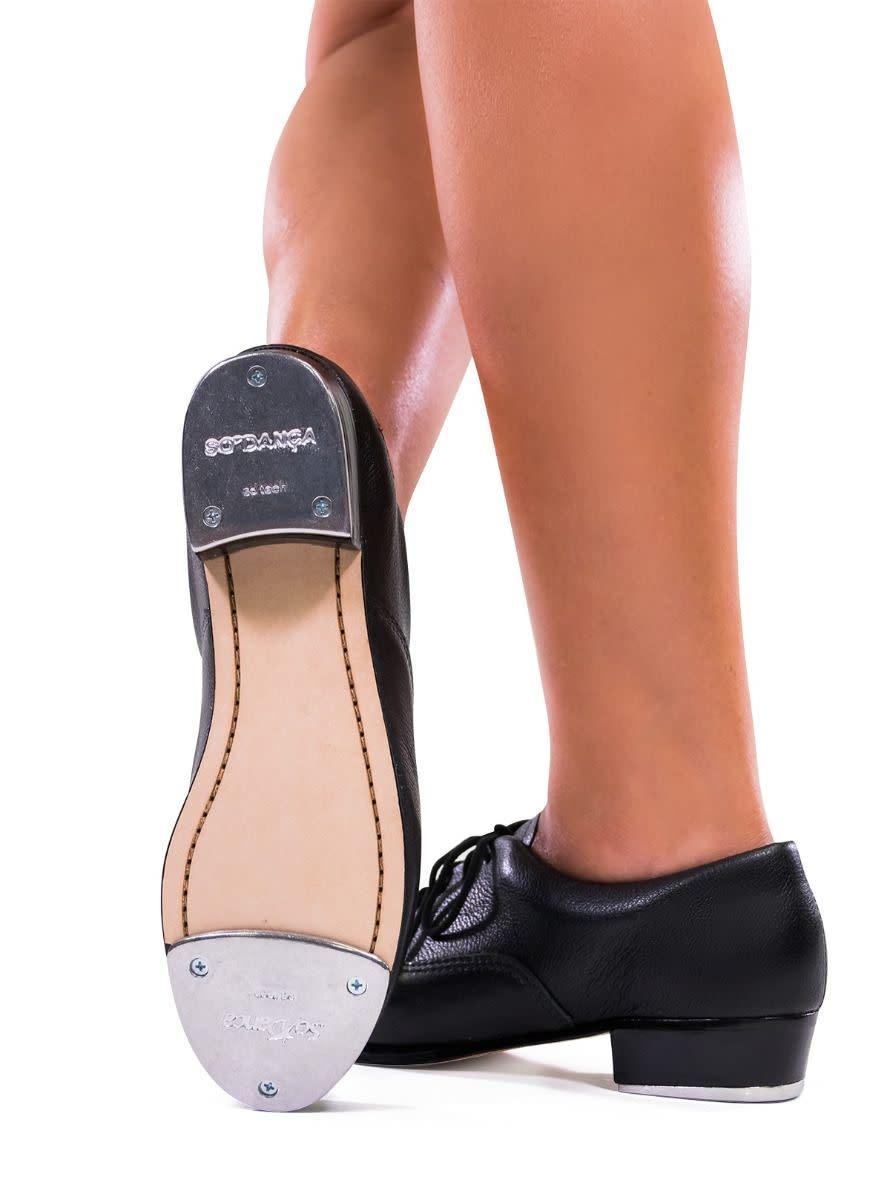 So Danca Womens Pro Leather Tap