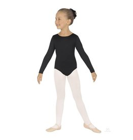 Eurotard Child Micro Long Sleeve Leotard