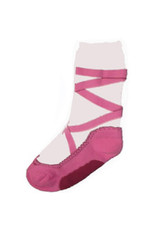 Nutcracker Ballet Gifts Pink Pointe Heavy Weight Socks