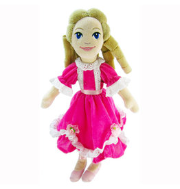 Nutcracker Ballet Gifts Plush Clara in Pink Dress