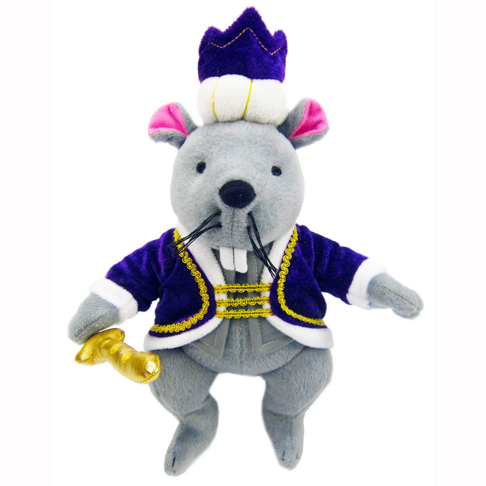 Nutcracker Ballet Gifts Plush Mouse King Doll