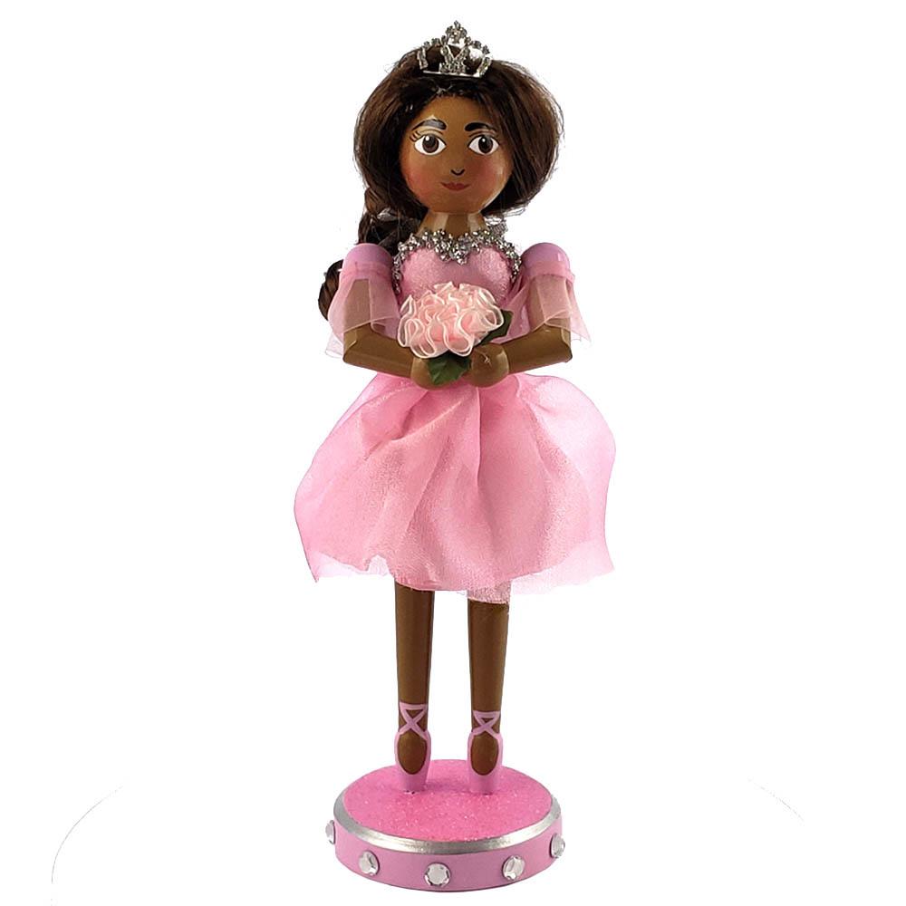 Nutcracker Ballet Gifts African American Sugar Plum Ballerina Nutcracker