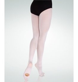 Body Wrappers Adult Seamed Convertible Tight